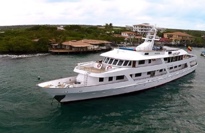 M/Y Passion Galapagos Luxury