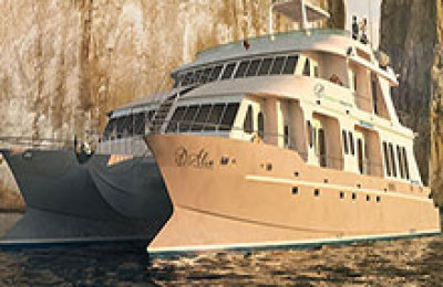 alia galpagos luxury catamaran