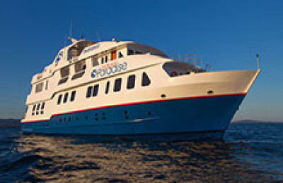 natural paradise luxury yacht galapagos